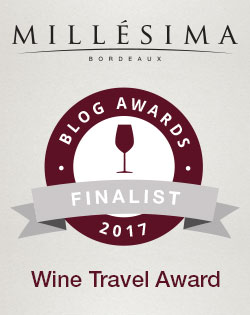 Millésima Blog Awards Finalist